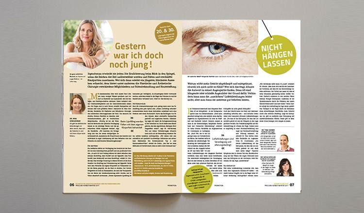 Herbst-/Winterausgabe der PROCURA Ludwigshafen erschienen