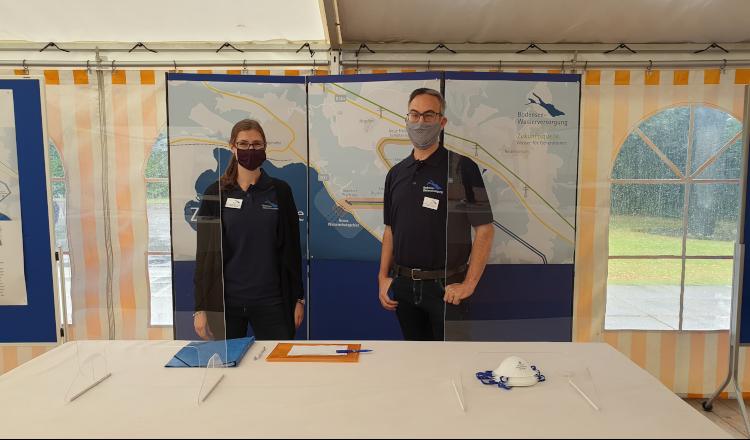 Frühe Öffentlichkeitsbeteiligung am Bodensee
