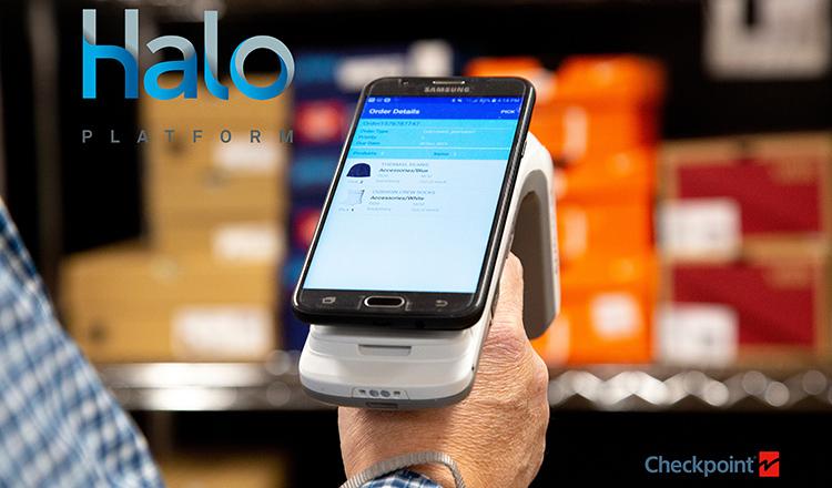 Neue HALO-App von Checkpoint Systems