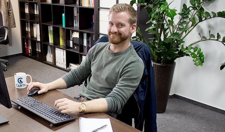 Neu im Team: Christoph Wack