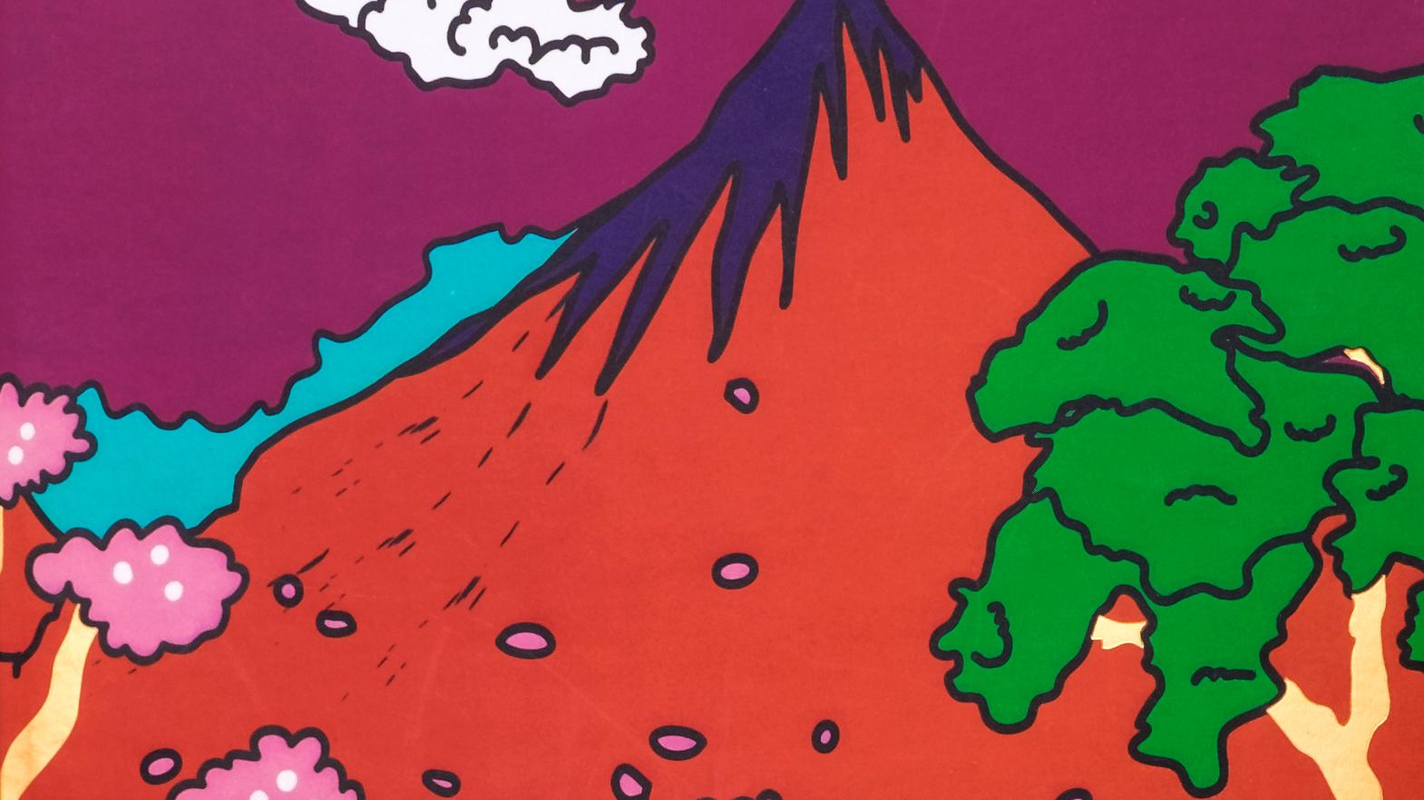 "Pylones-Kollektion ""Estampe"" – Hommage an japanische Landschaftsgravuren"