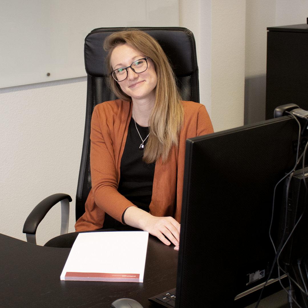 Neu im Team: Lena Persch