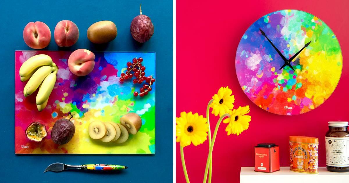 Farbenfrohe Kochkunst - Pylones verbindet Handwerk und Kreativität in der