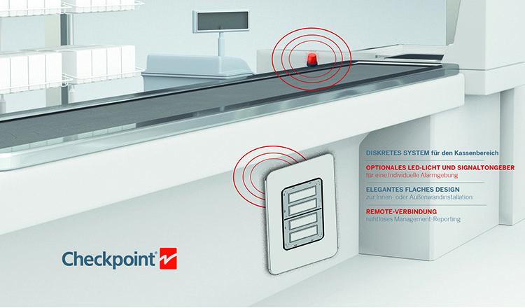 Neue EVOLVE C10 von Checkpoint Systems