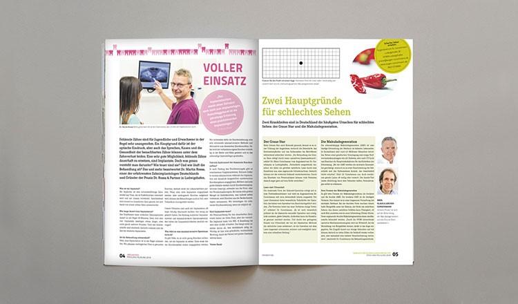 Frühlingsausgabe der PROCURA Ludwigshafen erschienen